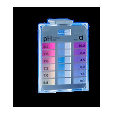 Tester mini do pomiaru Cl/pH