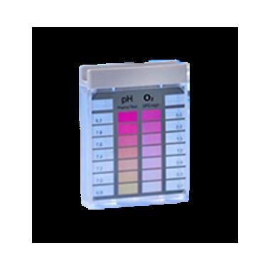 Tester 3 komory do  pomiaru  pH O2