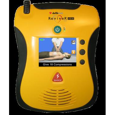 Defibrylator Lifeline VIEW pl