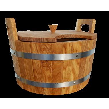 Ceber / zaparnik dębowy 23 litry