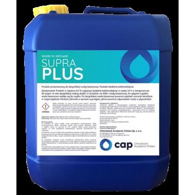 SUPRA PLUS  dwutlenek chloru / ditlenek chloru