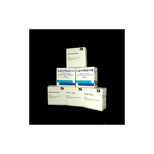 Tabletki do pomiaru Lavibond