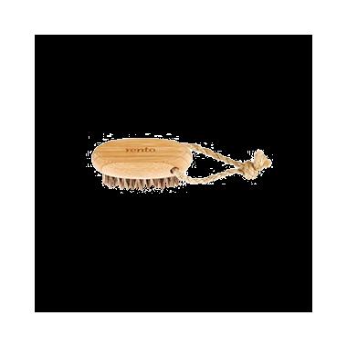 Bambusowa szczotka do paznokci Rento