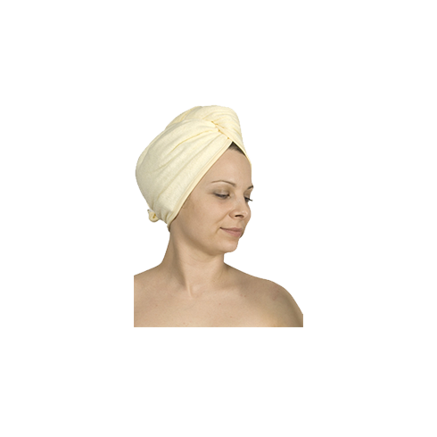 Turban do sauny