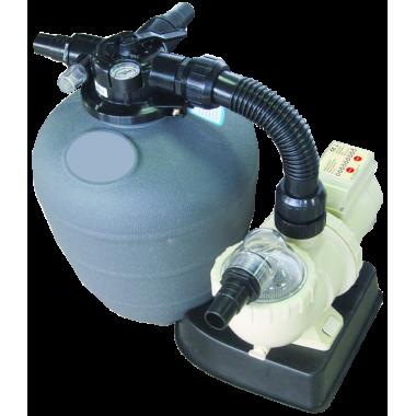Filtr piaskowy-zestaw Hydro-S typ FSU