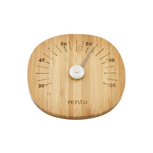 Termometr bambus Rento