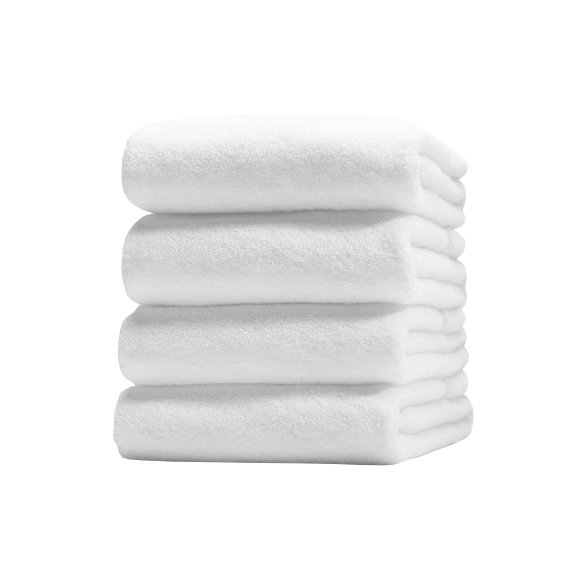 Ręcznik z logo BASSAU  70x140