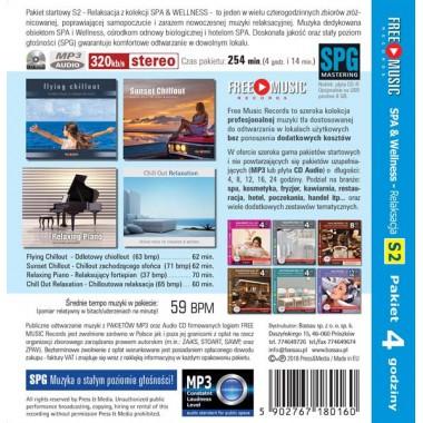 Płyta Mediterranean Spa - Śródziemnomorskie Spa