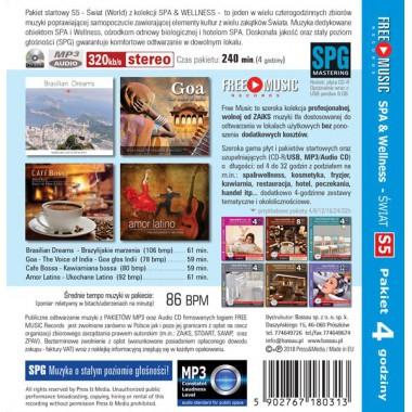 Płyta Asian Spa - Azjatyckie Spa