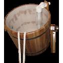 Wodospad do sauny