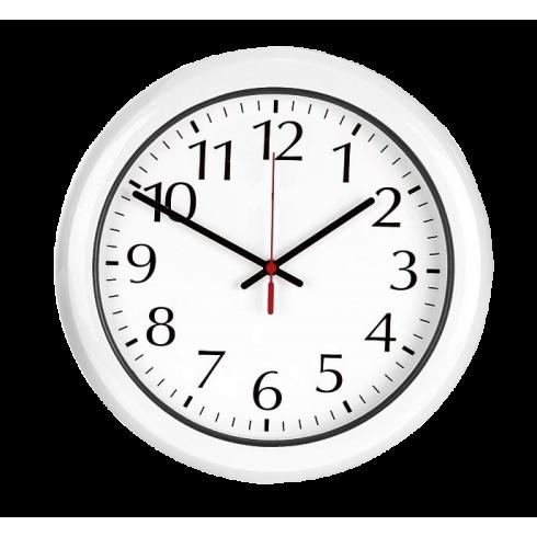 Wodoodporny zegar do łaźni parowej