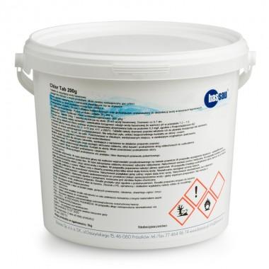 Chemochlor T 200 duże tabletki