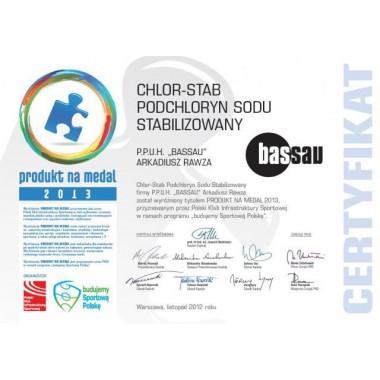 CHLOR-STAB Podchloryn Sodu Stabilizowany