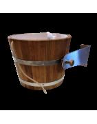 Sauna Shower buckets