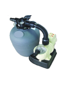 Pool filtration devices