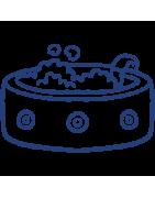 Hydro-massage bathtubs  SPA