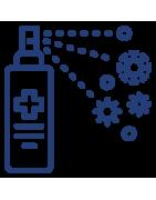 Disinfection - measures to combat coronavirus